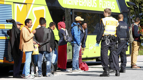 Demands in Germany to deny refugee who does not prove his identity and origin of asylum
