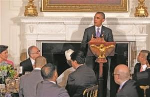 أوباما: رمضان فرصة لإظهار الإخلاص